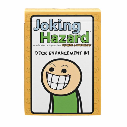 Breaking Games Joking Hazard- Deck Enhancement #1 exp.