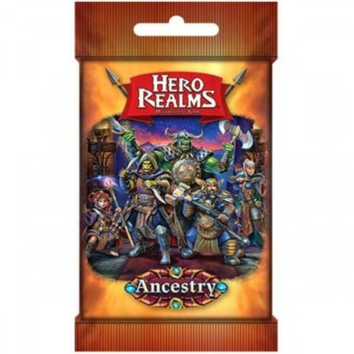 Wise Wizard Games Hero Realms- Ancestry Pack