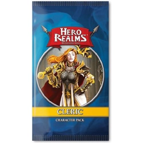 Wise Wizard Games Hero Realms- Cleric Pack