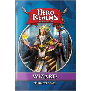 White Wizard Games Hero Realms- Wizard Pack
