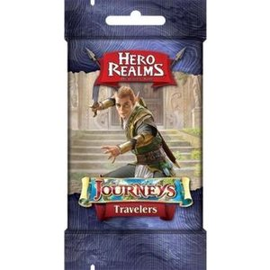 Wise Wizard Games Hero Realms- Journeys Pack Travelers