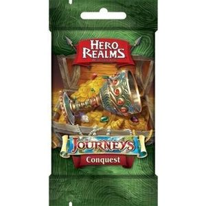 White Wizard Games Hero Realms- Journeys Pack Conquest