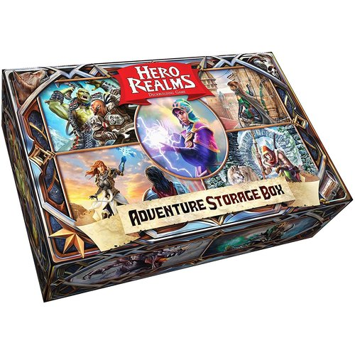 Wise Wizard Games Hero Realms- Adventure Storage Box