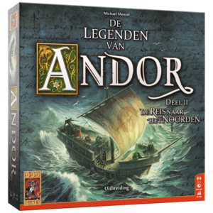 999 Games De legenden van Andor: De Reis naar het Noorden