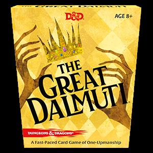 WotC - D&D The Great Dalmuti Cardgame