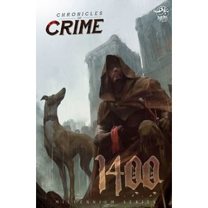 Lucky Duck Games Chronicles of Crime ENG- 1400