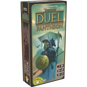 Repos Production 7 Wonders Duel NL- Pantheon exp.