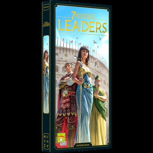 Asmodee 7 Wonders 2nd Ed. Leaders NL