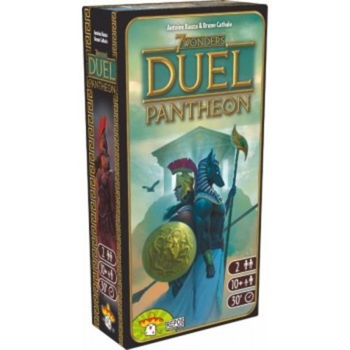 Repos Production 7 Wonders Duel ENG- Pantheon exp.