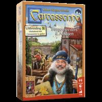 Carcassonne- Burgemeesters en Abdijen exp.