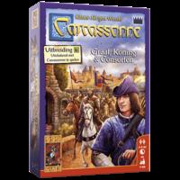 Carcassonne- Graaf, Koning en Consorten uitbreiding