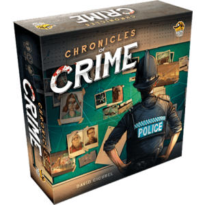 Lucky Duck Games Chronicles of Crime ENG