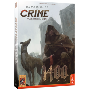 999 Games Chronicles of Crime NL- 1400