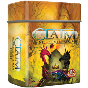 WGG Claim Reinforcements - Maps Pocket