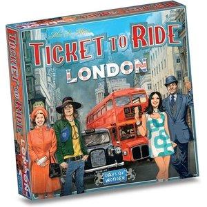 Days of Wonder Ticket to Ride NL- London