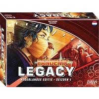 PREORDER- Pandemic NL- Legacy Season 1 Red (JULI 2021)