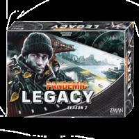 Pandemic NL- Legacy Season 2 Black