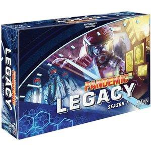 Z-Man Games Pandemic ENG- Legacy Season 1 Blue