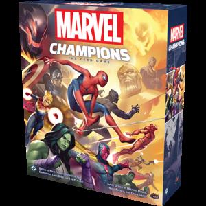 Fantasy Flight Marvel Champions Card Game LCG