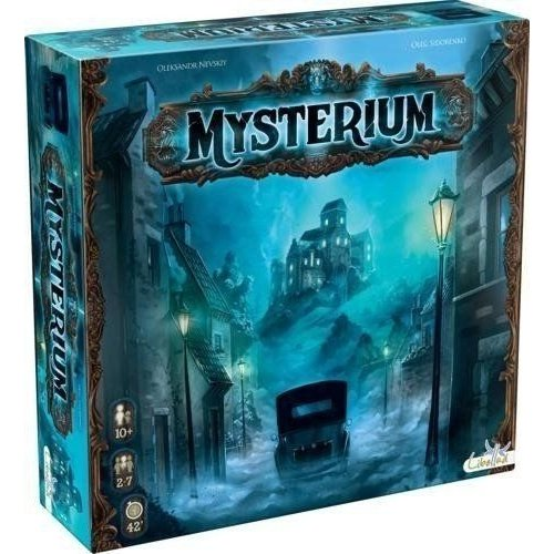 Libellud Mysterium ENG