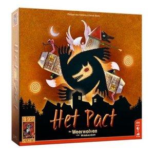 999 Games Weerwolven van Wakkerdam: Het Pact