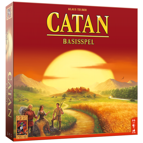 999 Games Catan- Basisspel