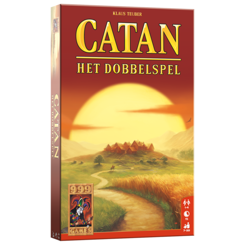 999 Games Catan- Het Dobbelspel