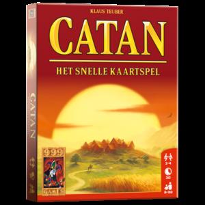 999 Games Catan- Het snelle Kaartspel