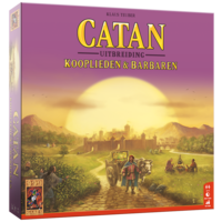 Catan- Kooplieden & Barbaren