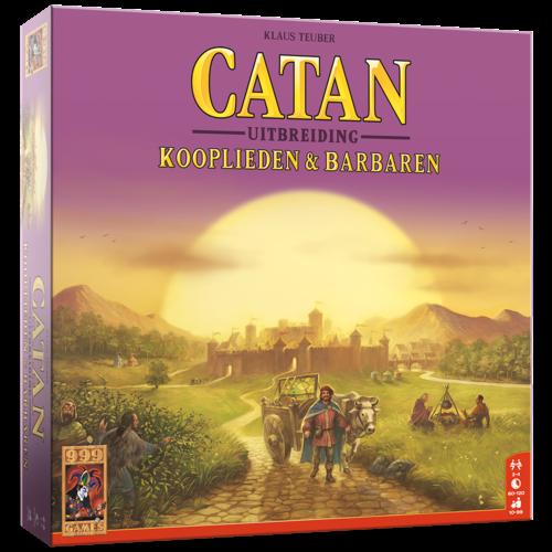 999 Games Catan- Kooplieden & Barbaren