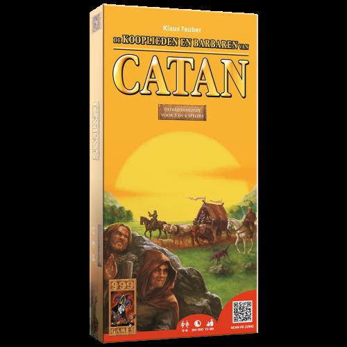 999 Games Catan- Kooplieden & Barbaren 5/6 spelers