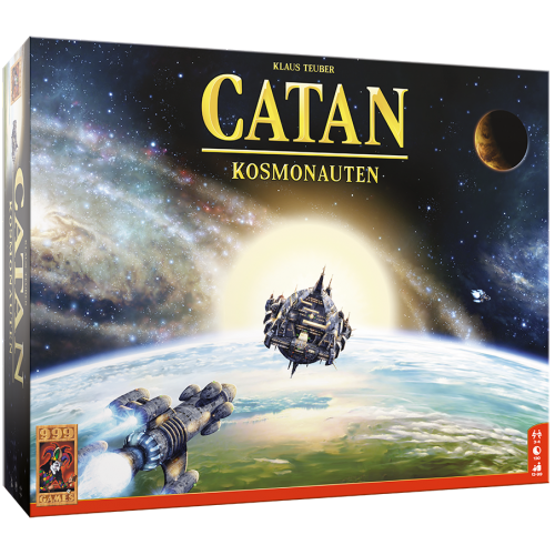 999 Games Catan- Kosmonauten
