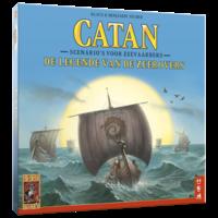Catan- Legende van de Zeerovers
