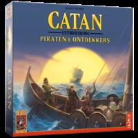 Catan- Piraten & Ontdekkers