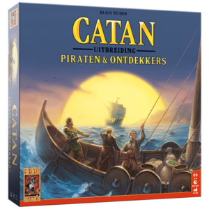 999 Games Catan- Piraten & Ontdekkers