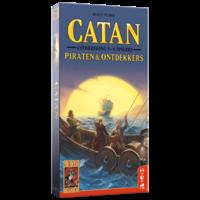 Catan- Piraten & Ontdekkers 5/6 Spelers