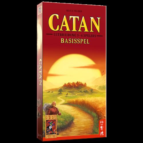 999 Games Catan- Uitbreiding voor 5/6 spelers