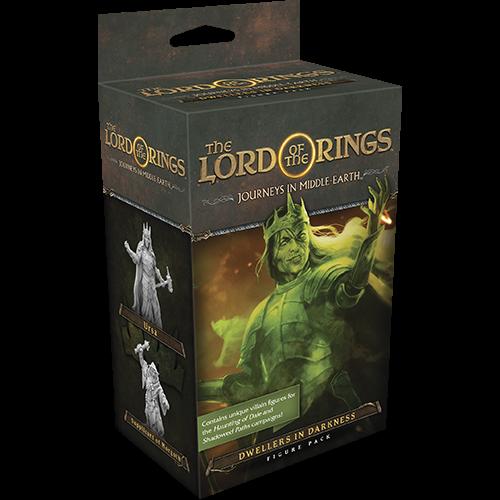 Fantasy Flight LotR Journeys in Middle Earth - Dwellers in Darkness