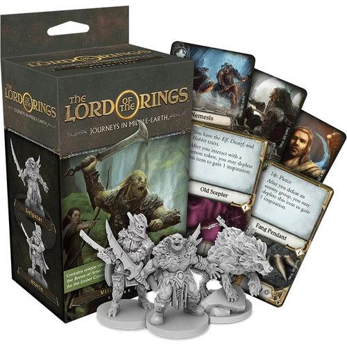 Fantasy Flight LotR Journeys in Middle Earth - Villains of Eriador