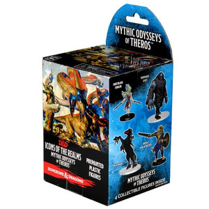 Wizk!ds D&D Icons of the Realms- Mythic Odysseys of Theros Booster