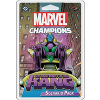 Marvel Champions LCG- The Once and Future Kang Scenario