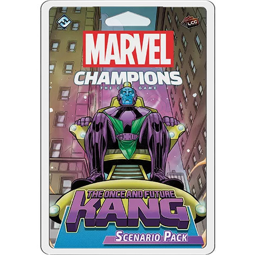 Fantasy Flight Marvel Champions LCG- The Once and Future Kang Scenario