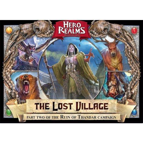 White Wizzard Games Hero Realms- Campaign The Lost Village
