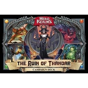 Wise Wizard Games Hero Realms- The Ruin of Thandar Campaign Pack