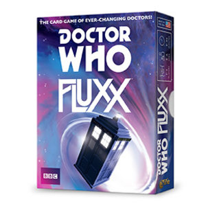 Looneylabs Dr Who Fluxx