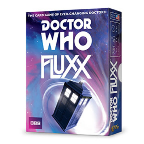 Looneylabs Dr Who Fluxx