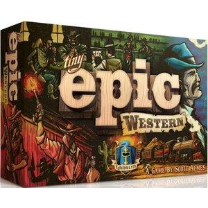 - Tiny Epic Western ENG