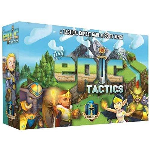 - Tiny Epic Tactics
