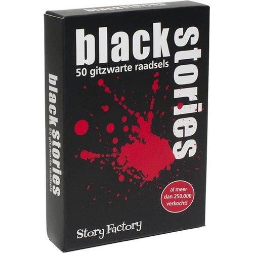 Boosterbox Black Stories NL