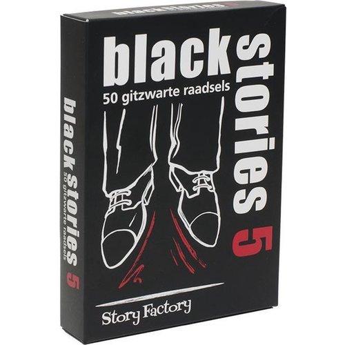 Moses Black Stories 5 NL